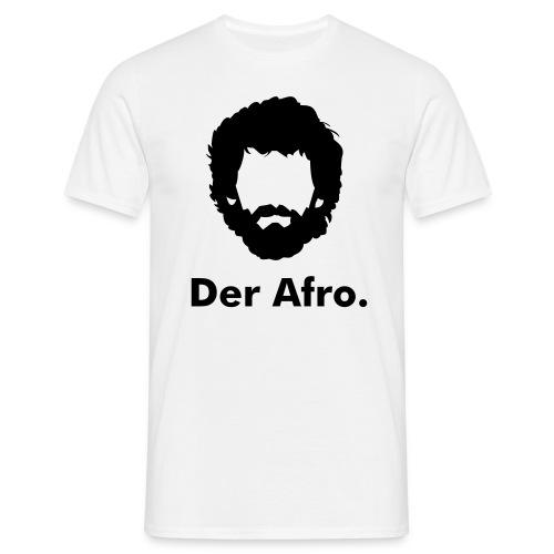 Der Afro - Men's T-Shirt
