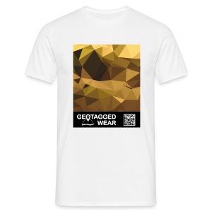 Camouflage Amber – Muskoka Collection 1708 - Männer T-Shirt
