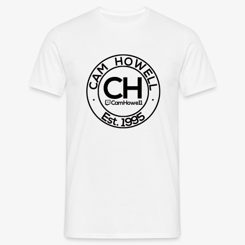 CH Twitch Logo. - Men's T-Shirt