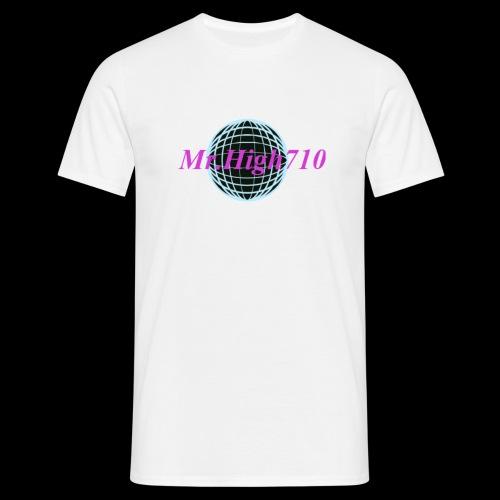 Mr.High710 - Männer T-Shirt