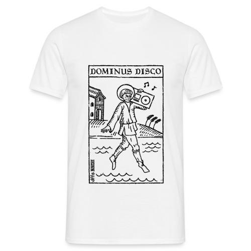Dominus Disco - Männer T-Shirt
