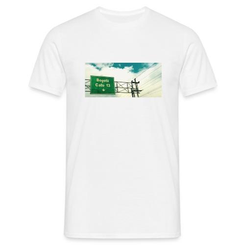 Calle 13 - Mannen T-shirt