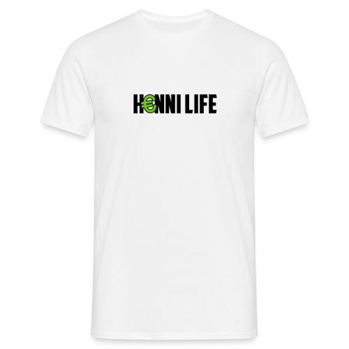 H€NNI LIFE - T-shirt Homme