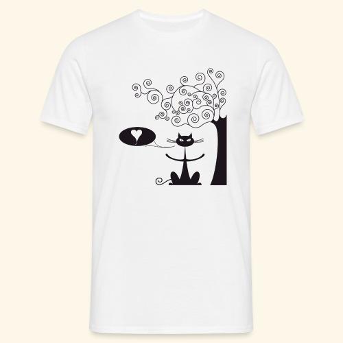 déclaration amour II - T-shirt Homme