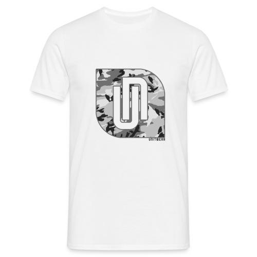 Unitwear – Camo UN Tshirt - Mannen T-shirt
