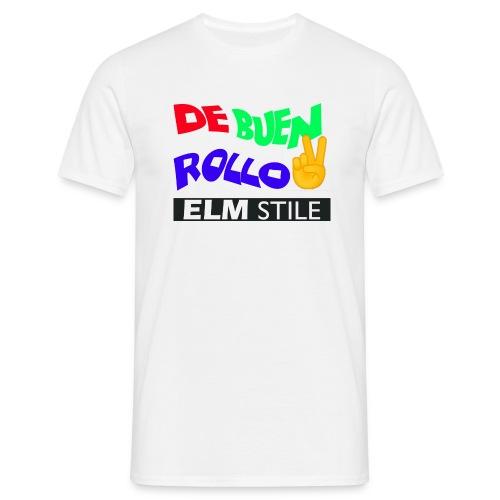 DE BUEN ROLLO - Camiseta hombre