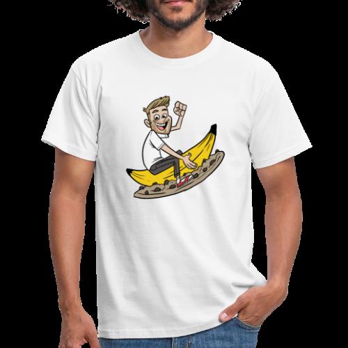 Matinbum På Banankaka - T-shirt herr