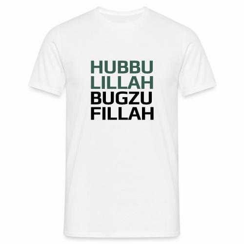 HUBBU - Herre-T-shirt