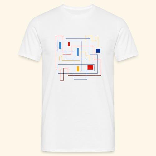 Daedalus Key - T-shirt herr