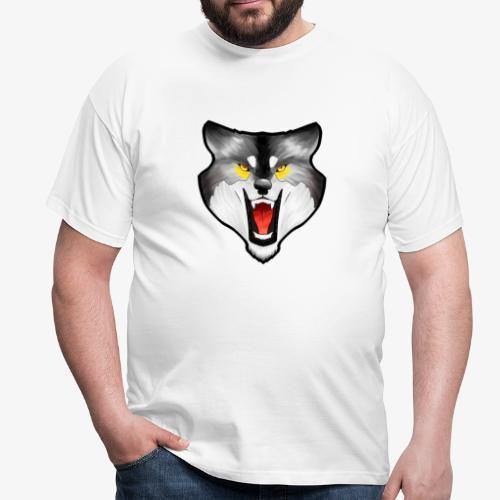 Loup Gris - T-shirt Homme