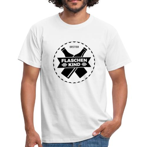 Flaschenkind - Männer T-Shirt