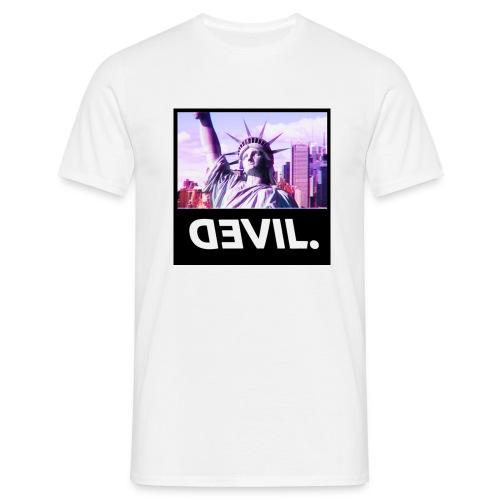 DEVIL. - T-shirt Homme