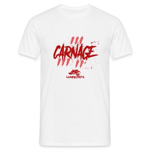 carbnagereee - Mannen T-shirt