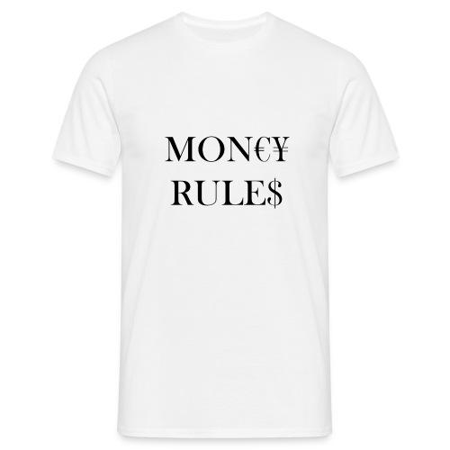 Money Rules - T-shirt Homme