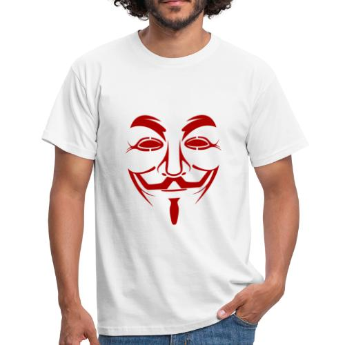 Anonym - Männer T-Shirt