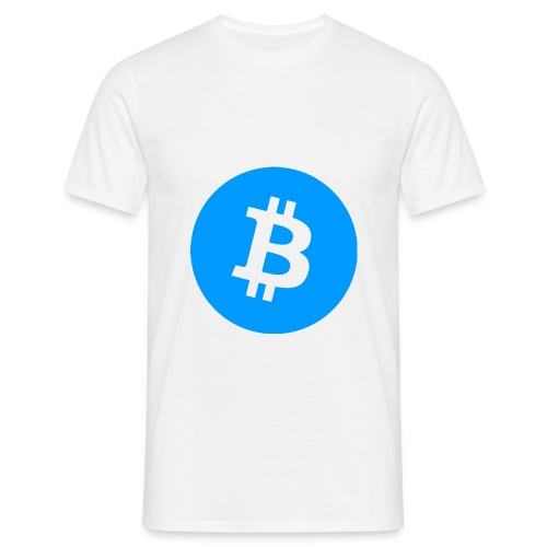 Bitcoin T-shirt - T-shirt herr