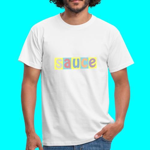 sauce - Men's T-Shirt