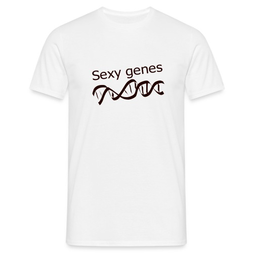 Sexy genes - Genetics - Men's T-Shirt