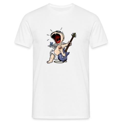 Junge Rocker - Männer T-Shirt