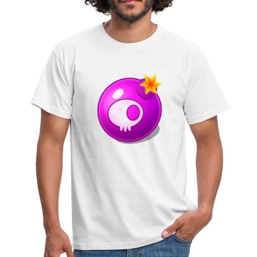 Woobly Blocks - Bomb - Männer T-Shirt