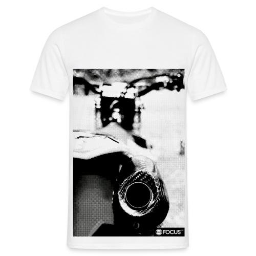 EXHAUST - Männer T-Shirt