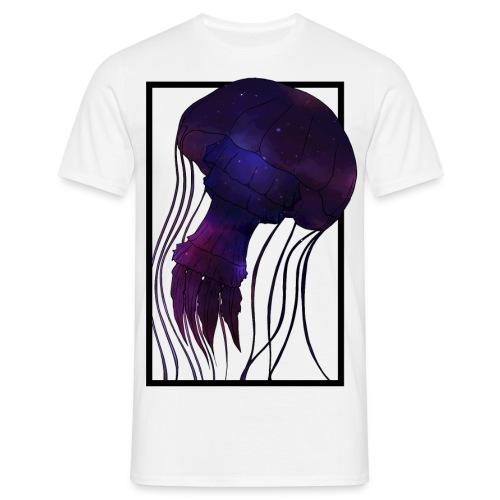Cosmic Wave - Männer T-Shirt