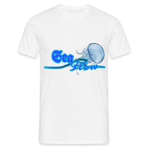 Sea Flow logo medusa abbigliamento - accessori - Maglietta da uomo
