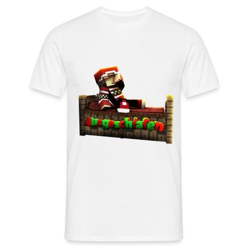 #Ausgeschlafen Weihnachts-Hoddie - Männer T-Shirt