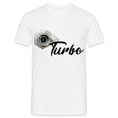 Turbo - Männer T-Shirt
