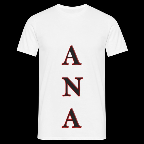 ANA - Camiseta hombre