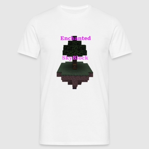 EnchantedSkyBlock - Men's T-Shirt