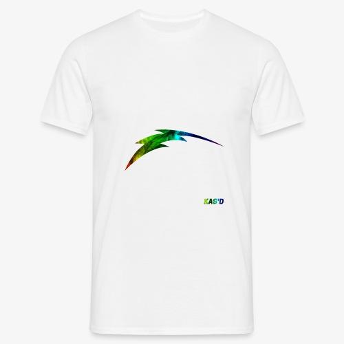 Kas'D   Marble Fade - T-shirt Homme