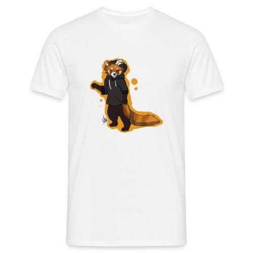 Red Panda Disign - Männer T-Shirt