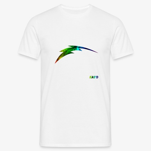Kas'D | Marble Fade - T-shirt Homme