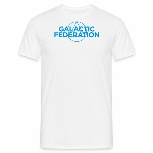 Galactic Federation - Men's T-Shirt