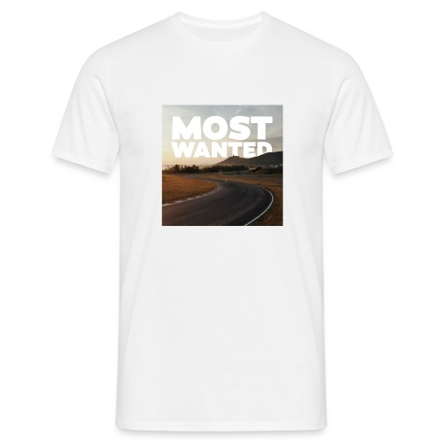 MOST WANTED - Männer T-Shirt