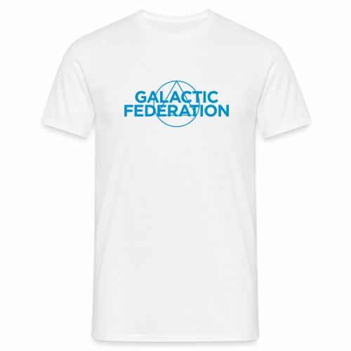 Galactic Federation - Men's T-Shirt