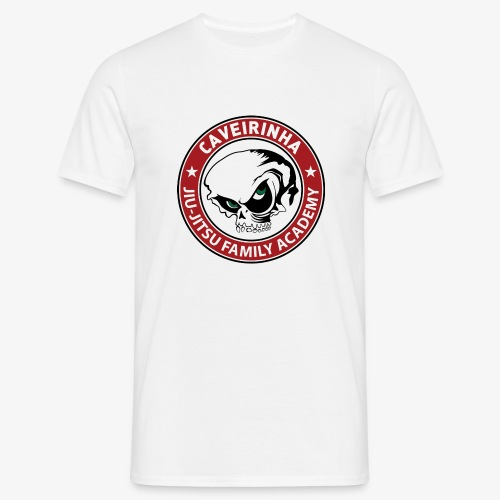 Logo Caveirinha transparent - Männer T-Shirt