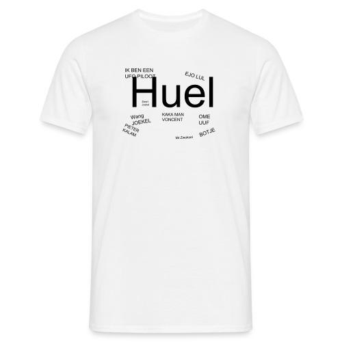 HUEL - Mannen T-shirt