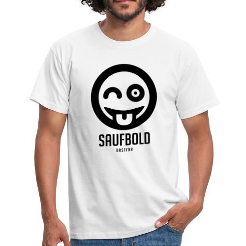 Saufbold - Männer T-Shirt