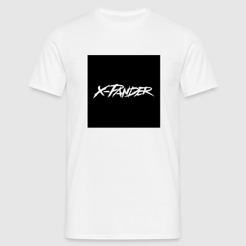 Square logo - Men's T-Shirt