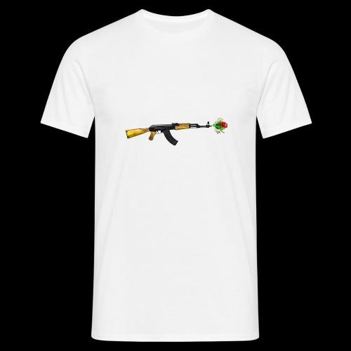AKFLOWER - Männer T-Shirt