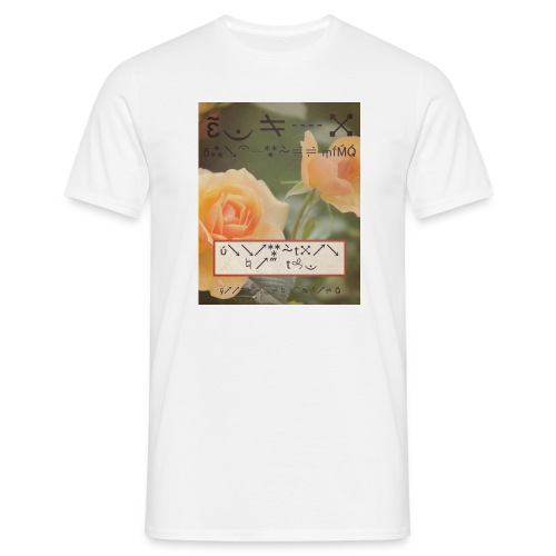 Blossom Bookshelf 7 - T-shirt herr
