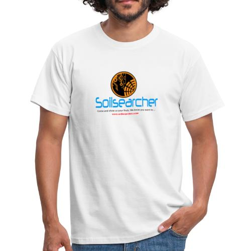 soilsearcher Wearables ( Forum Tag) - Men's T-Shirt