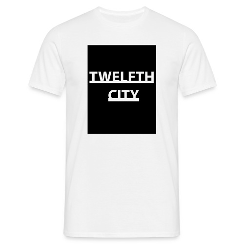 Twelfth City Black - Men's T-Shirt