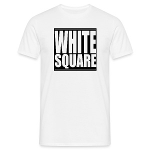 White Square - T-shirt Homme