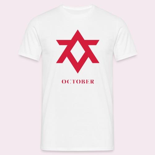 OCTOBER - Men's T-Shirt