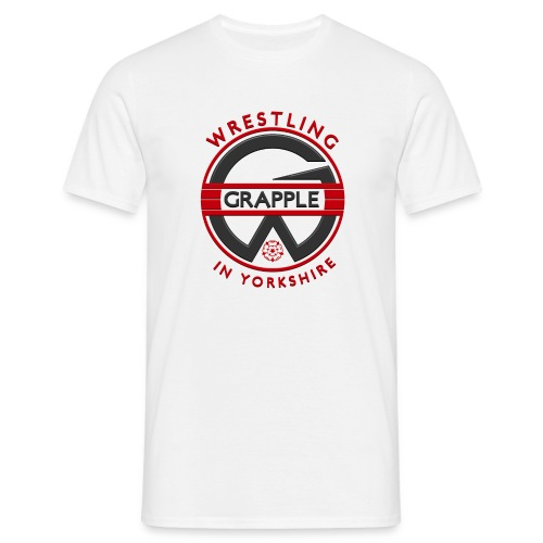 Grapple logo Tee - Men's T-Shirt