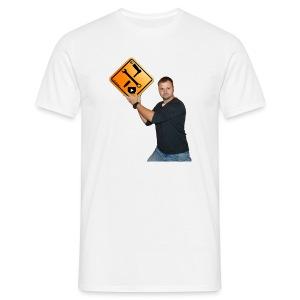 Mark mit M1Molter - Logo - Männer T-Shirt