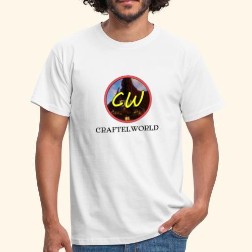 CraftelWorld - Mannen T-shirt